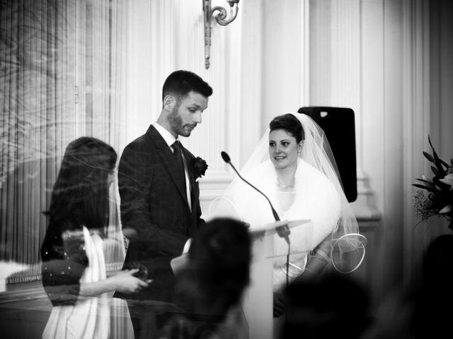 Le mariage de Nicolas et Stéphanie à Chamonix-Mont-Blanc, Haute-Savoie 25