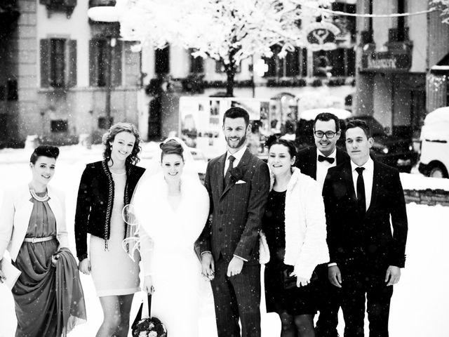 Le mariage de Nicolas et Stéphanie à Chamonix-Mont-Blanc, Haute-Savoie 30