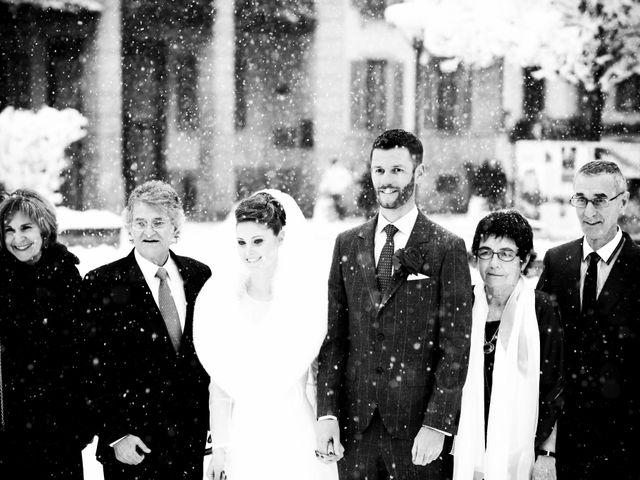 Le mariage de Nicolas et Stéphanie à Chamonix-Mont-Blanc, Haute-Savoie 31