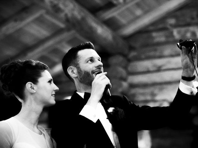 Le mariage de Nicolas et Stéphanie à Chamonix-Mont-Blanc, Haute-Savoie 36