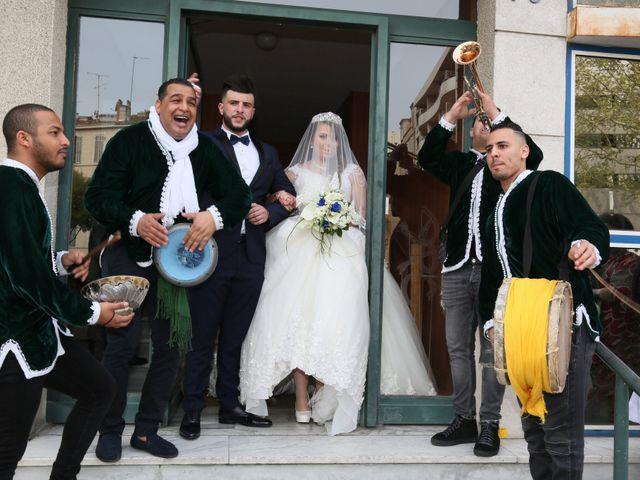 Le mariage de Mohamed et Marine à Marseille, Bouches-du-Rhône 4