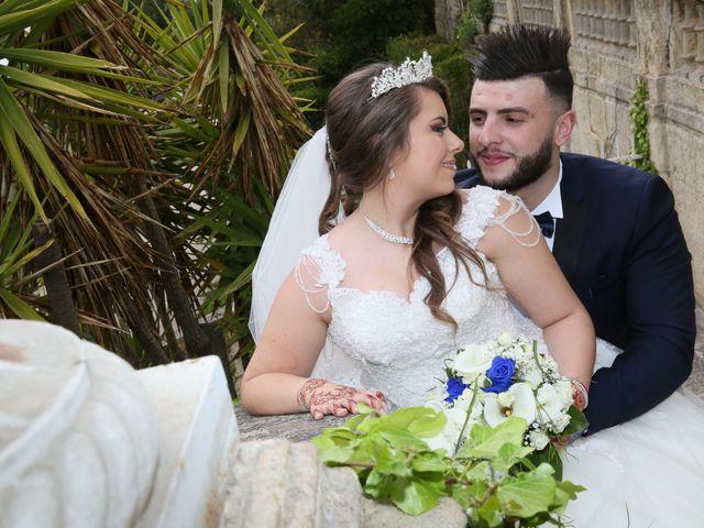 Le mariage de Mohamed et Marine à Marseille, Bouches-du-Rhône 8