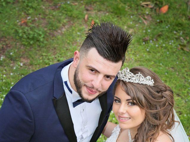 Le mariage de Mohamed et Marine à Marseille, Bouches-du-Rhône 2