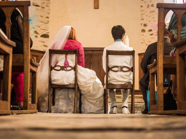 Le mariage de Jérémy et Coralie à Rieupeyroux, Aveyron 1