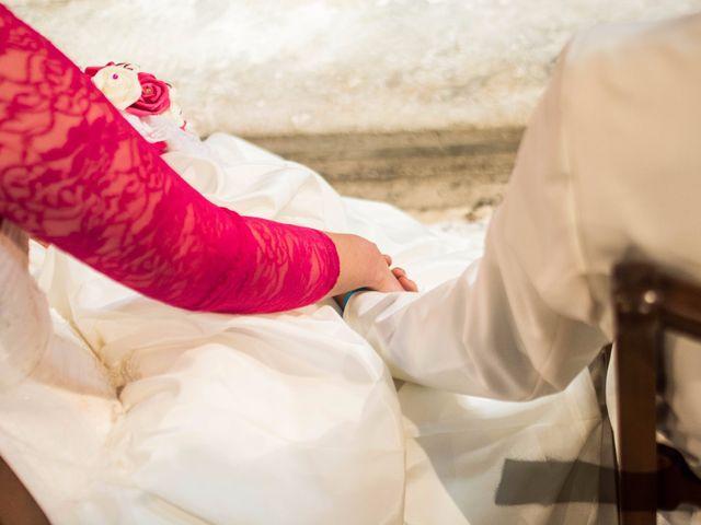 Le mariage de Jérémy et Coralie à Rieupeyroux, Aveyron 2