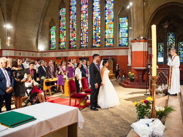 Le mariage de Romain et Pauline à Drancy, Seine-Saint-Denis 15