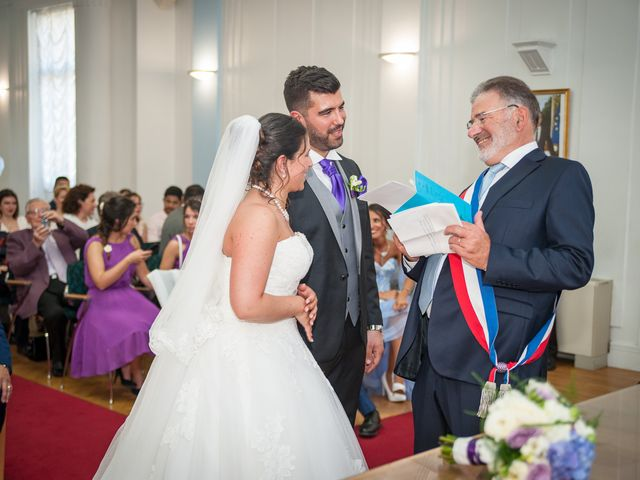 Le mariage de Romain et Pauline à Drancy, Seine-Saint-Denis 17