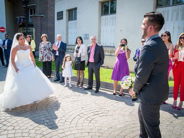 Le mariage de Romain et Pauline à Drancy, Seine-Saint-Denis 19