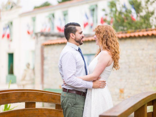 Le mariage de David et Isabel à Marans, Charente Maritime 2