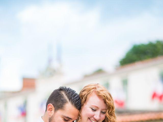 Le mariage de David et Isabel à Marans, Charente Maritime 4