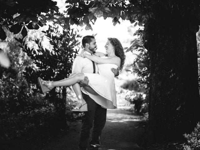 Le mariage de David et Isabel à Marans, Charente Maritime 19