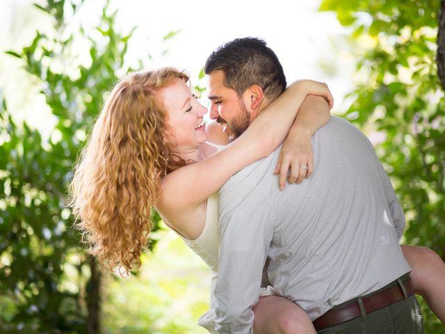 Le mariage de David et Isabel à Marans, Charente Maritime 20