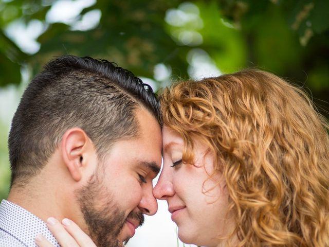 Le mariage de David et Isabel à Marans, Charente Maritime 28