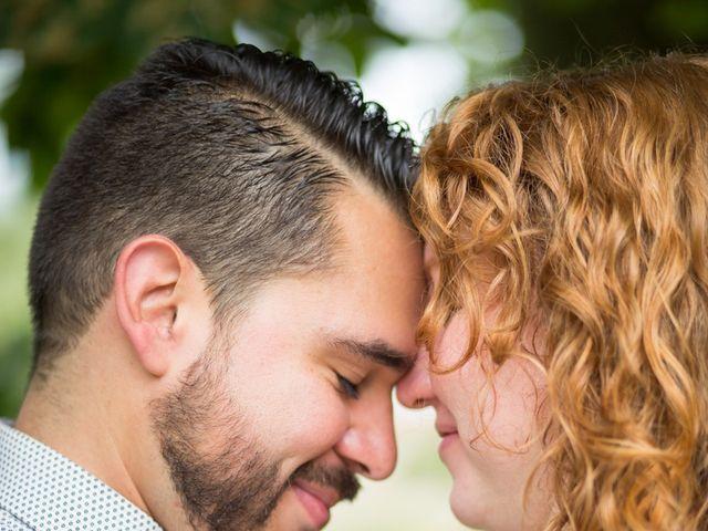 Le mariage de David et Isabel à Marans, Charente Maritime 30