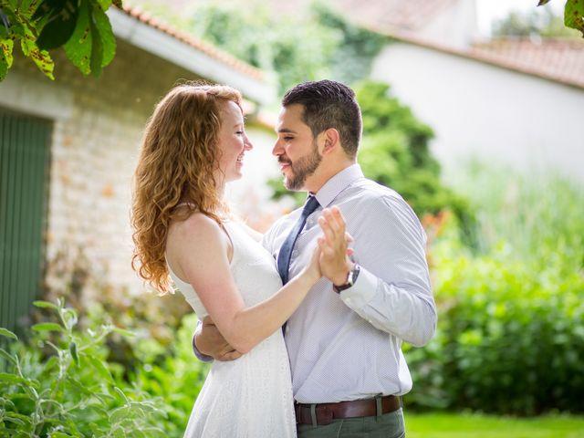 Le mariage de David et Isabel à Marans, Charente Maritime 31