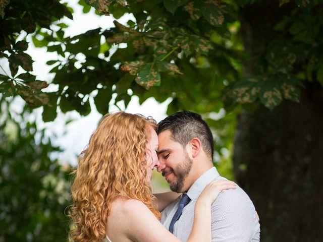 Le mariage de David et Isabel à Marans, Charente Maritime 34