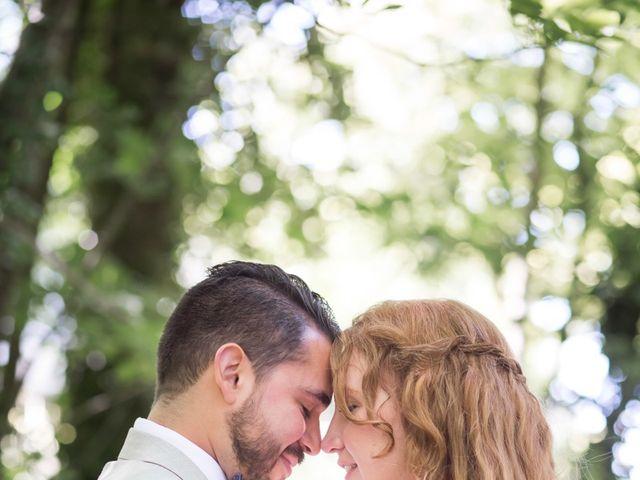 Le mariage de David et Isabel à Marans, Charente Maritime 70