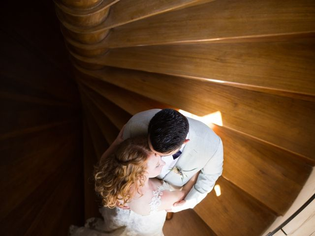 Le mariage de David et Isabel à Marans, Charente Maritime 78