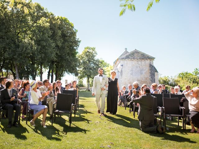 Le mariage de David et Isabel à Marans, Charente Maritime 81