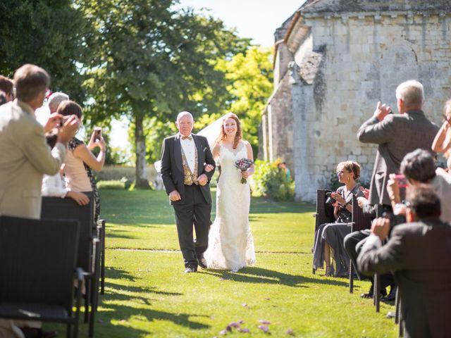 Le mariage de David et Isabel à Marans, Charente Maritime 84