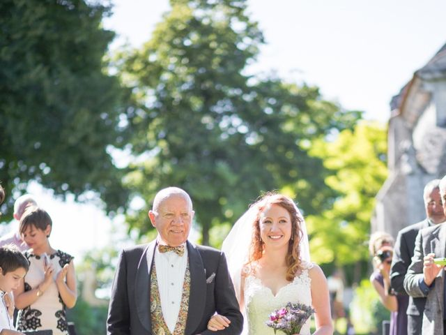 Le mariage de David et Isabel à Marans, Charente Maritime 85