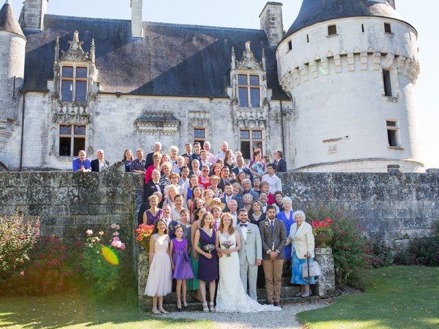 Le mariage de David et Isabel à Marans, Charente Maritime 1