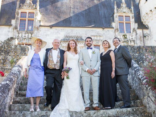 Le mariage de David et Isabel à Marans, Charente Maritime 90