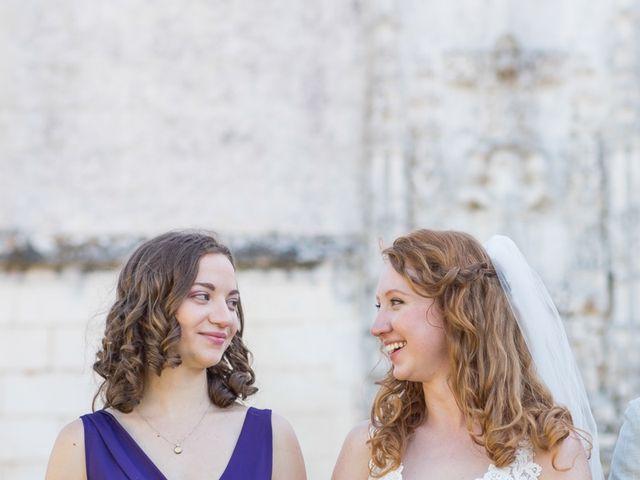 Le mariage de David et Isabel à Marans, Charente Maritime 91