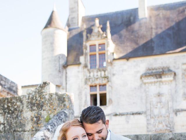 Le mariage de David et Isabel à Marans, Charente Maritime 92