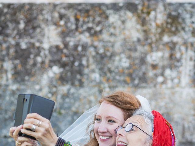 Le mariage de David et Isabel à Marans, Charente Maritime 100
