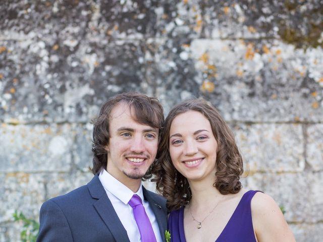 Le mariage de David et Isabel à Marans, Charente Maritime 101