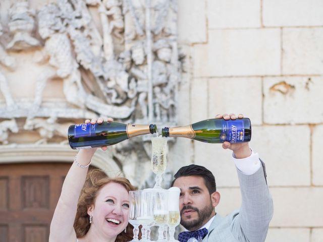 Le mariage de David et Isabel à Marans, Charente Maritime 108