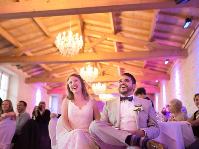 Le mariage de David et Isabel à Marans, Charente Maritime 160