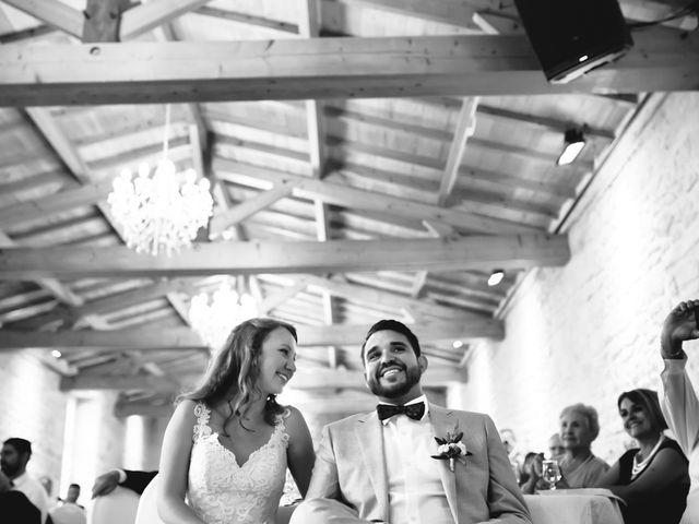 Le mariage de David et Isabel à Marans, Charente Maritime 161