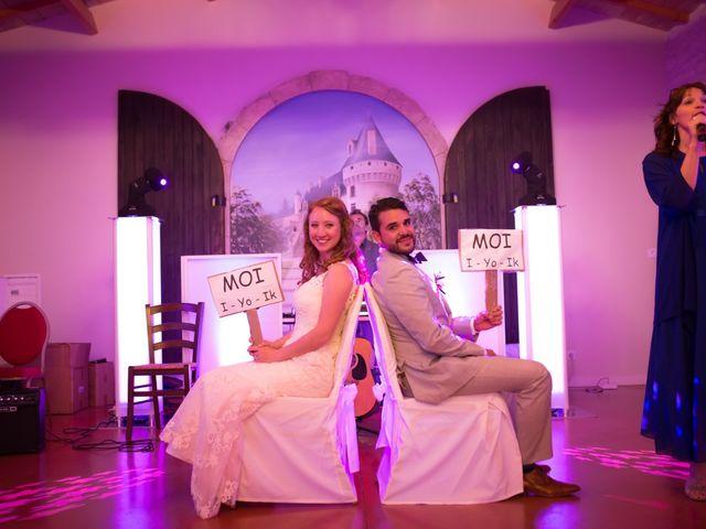 Le mariage de David et Isabel à Marans, Charente Maritime 165