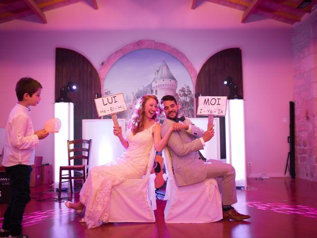 Le mariage de David et Isabel à Marans, Charente Maritime 166