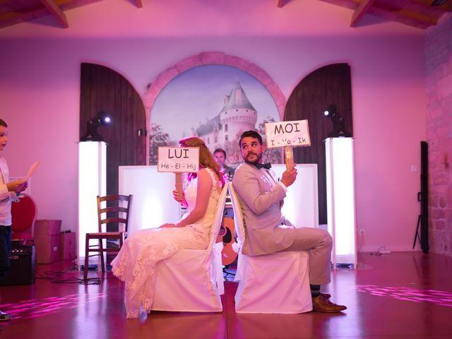 Le mariage de David et Isabel à Marans, Charente Maritime 168