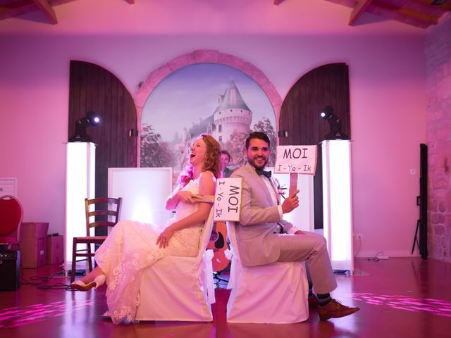Le mariage de David et Isabel à Marans, Charente Maritime 170