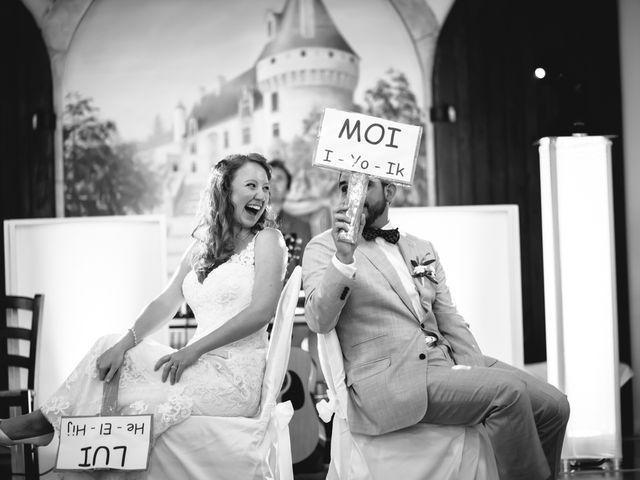 Le mariage de David et Isabel à Marans, Charente Maritime 175