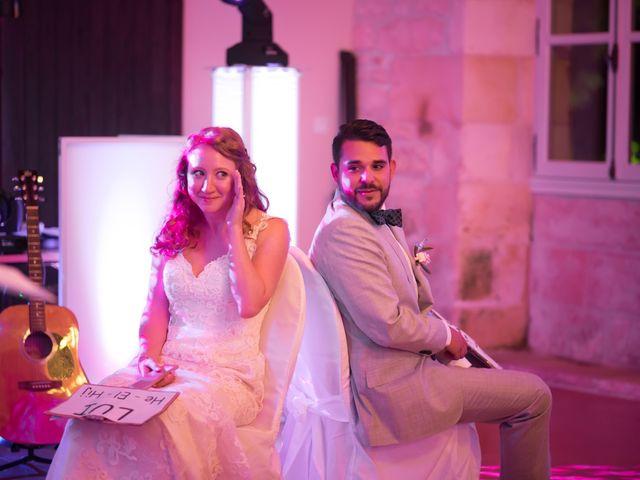 Le mariage de David et Isabel à Marans, Charente Maritime 176