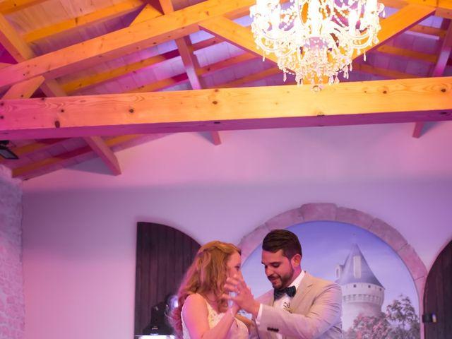 Le mariage de David et Isabel à Marans, Charente Maritime 185