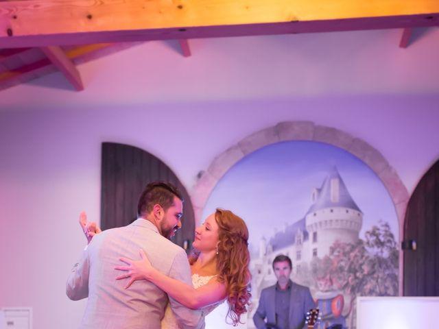 Le mariage de David et Isabel à Marans, Charente Maritime 194