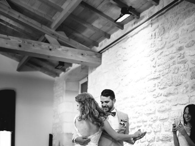 Le mariage de David et Isabel à Marans, Charente Maritime 197