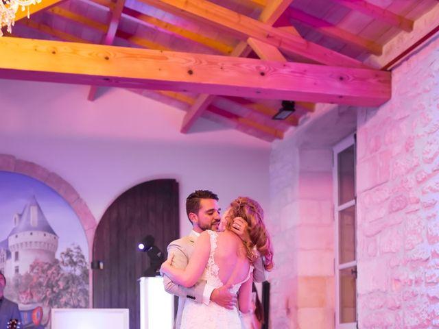 Le mariage de David et Isabel à Marans, Charente Maritime 203