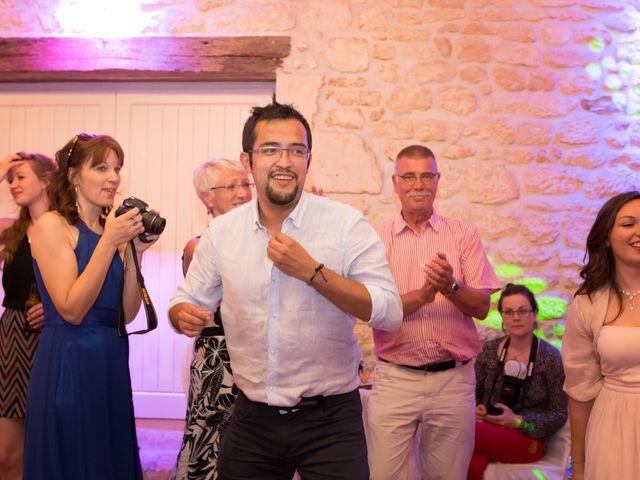 Le mariage de David et Isabel à Marans, Charente Maritime 269