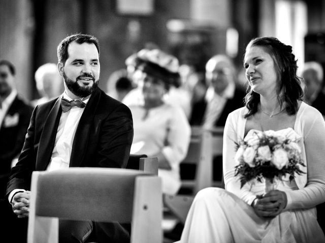Le mariage de Grégoire et Elsa à Menucourt, Val-d'Oise 9