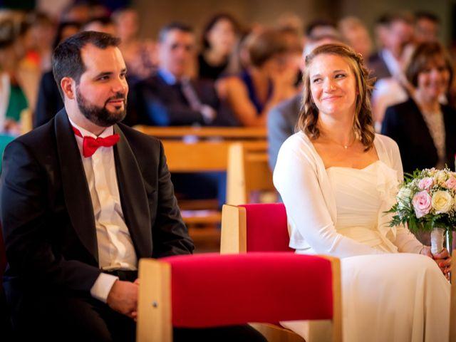 Le mariage de Grégoire et Elsa à Menucourt, Val-d'Oise 12