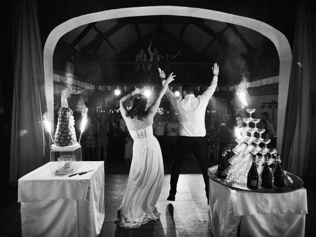 Le mariage de Grégoire et Elsa à Menucourt, Val-d'Oise 31