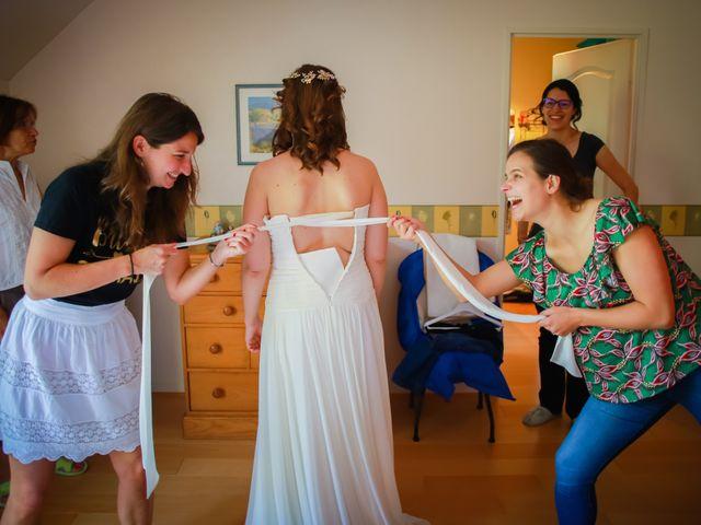 Le mariage de Grégoire et Elsa à Menucourt, Val-d'Oise 36