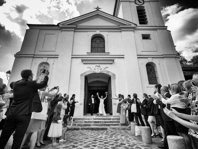 Le mariage de Grégoire et Elsa à Menucourt, Val-d'Oise 43